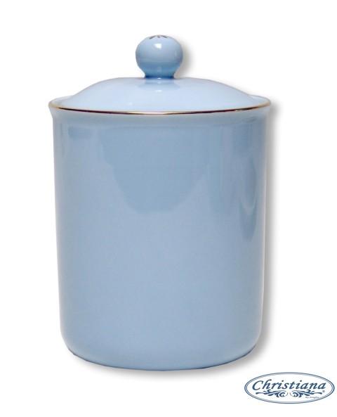 CANISTER VINTAGE BLUE