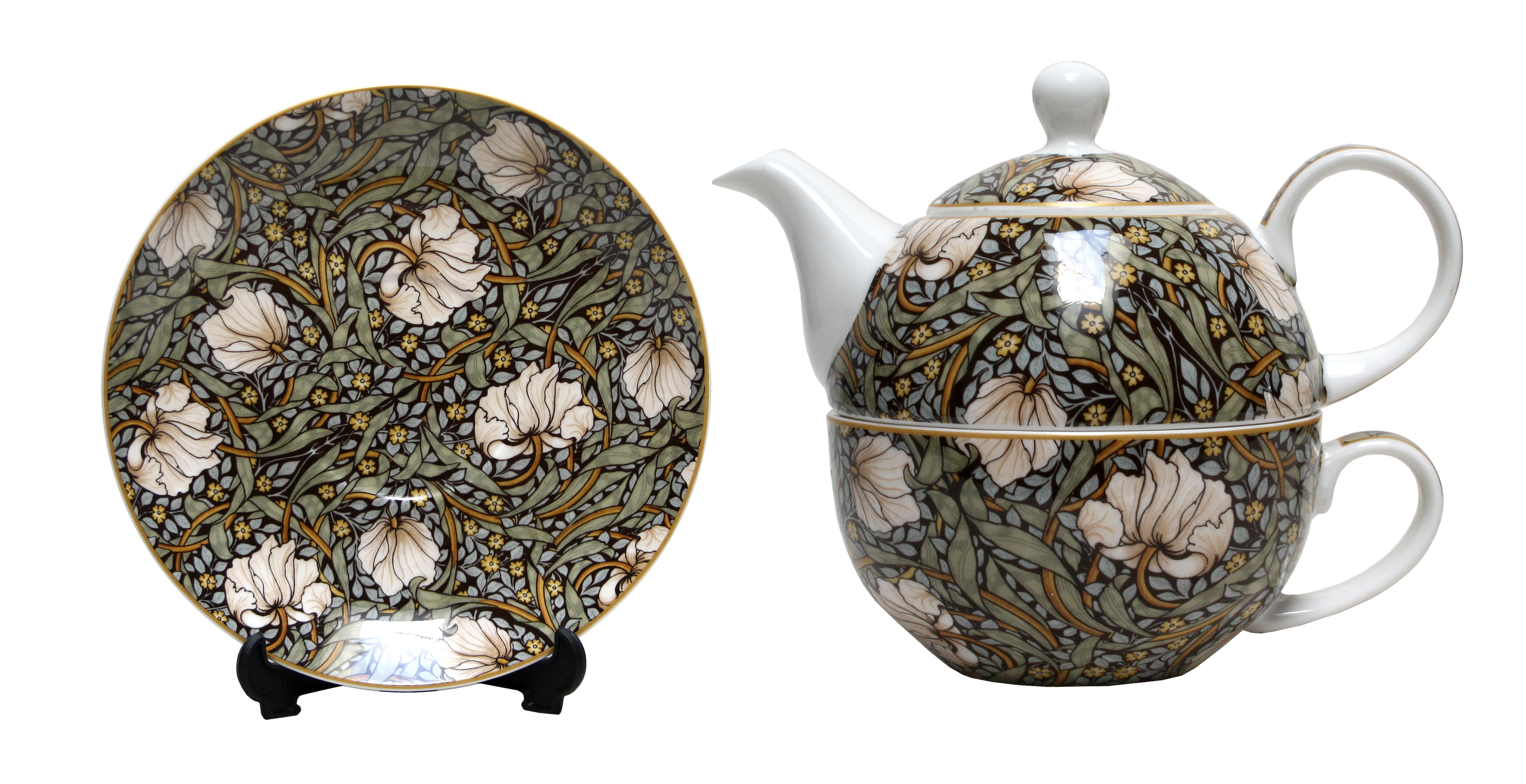 TEA FOR ONE-MOSAIC SET