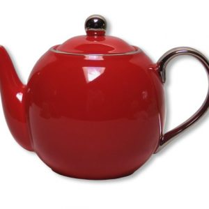 TEAPOT-LADY SIENNA-RED EACH