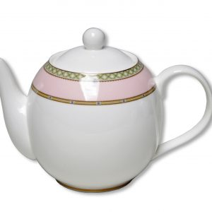 TEAPOT-LADY JANE-PINK EACH