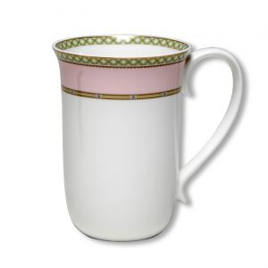 MUG-LADY JANE-PINK SET OF 4