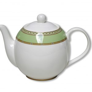 TEAPOT-LADY JANE-GREEN EACH