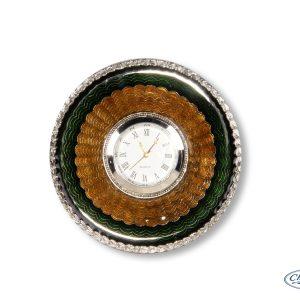 CLOCK GEMMA OLIVINE(9CM)