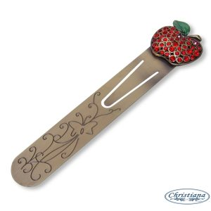 BOOKMARK APPLE (13CM)