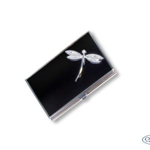 BUSINESS CARD HOLDER DRAGONFLY