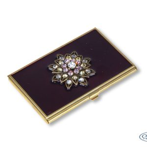 BUSINESS CARD HOLDER IMPERIAL RUBY