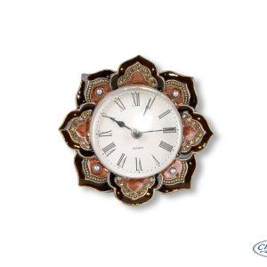CLOCK FLORAL